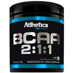 Ficha técnica e caractérísticas do produto BCAA 2:1:1 - Pro Series Limão - 210g - Atlhetica - Atlhetica Nutrition