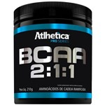 Ficha técnica e caractérísticas do produto BCAA 2:1:1 - Pro Series Tangerina - 210g - Atlhetica - Atlhetica Nutrition