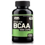 Ficha técnica e caractérísticas do produto BCAA 1000 (200 Caps) - Optimum Nutrition