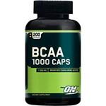 Ficha técnica e caractérísticas do produto Bcaa - 1000 - 200 Cápsulas - Optimum Nutrition
