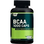 Ficha técnica e caractérísticas do produto BCAA 1000 Optimum com 200 Cápsulas