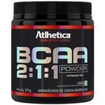 Ficha técnica e caractérísticas do produto Bcaa Atlhetica Powder 2:1:1 - 225G - Limão