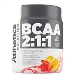 Ficha técnica e caractérísticas do produto Bcaa em Pó 2:1:1 - Pro Series - 210g - Atlhetica Nutrition