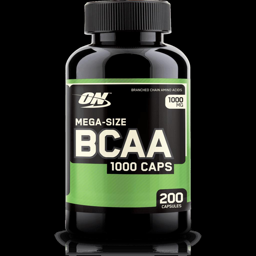 Ficha técnica e caractérísticas do produto Bcaa On 1000Mg 200 Capsulas (OPTIMUM)