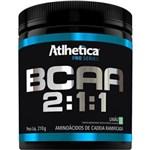 Ficha técnica e caractérísticas do produto Bcaa Pro Series 2:1:1 - Atlhetica - 210g - Limão