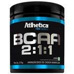 Ficha técnica e caractérísticas do produto BCAA Pro Series 2:1:1 Limão 210g - Atlhetica Nutrition