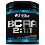 Ficha técnica e caractérísticas do produto BCAA Pro Series 2:1:1 Tangerina 210g - Atlhetica Nutrition
