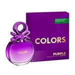 Ficha técnica e caractérísticas do produto Benetton Colors Purple - 80 Ml