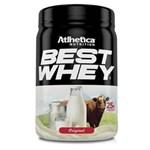 Ficha técnica e caractérísticas do produto Best Whey - 450G - Atlhetica Nutrition