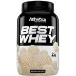 Ficha técnica e caractérísticas do produto BEST WHEY (900G) ATLHETICA NUTRITION-Beijinho de Coco-900g