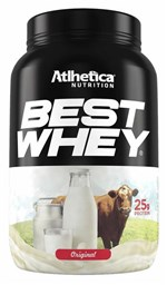 Ficha técnica e caractérísticas do produto Best Whey 900g - Atlhética Nutrition