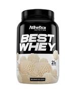 Ficha técnica e caractérísticas do produto Best Whey - 900g Beijinho de Coco - Atlhetica Nutrition