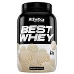 Ficha técnica e caractérísticas do produto Best Whey - Atlhetica Nutrition - 900Gr - Beijinho de Coco