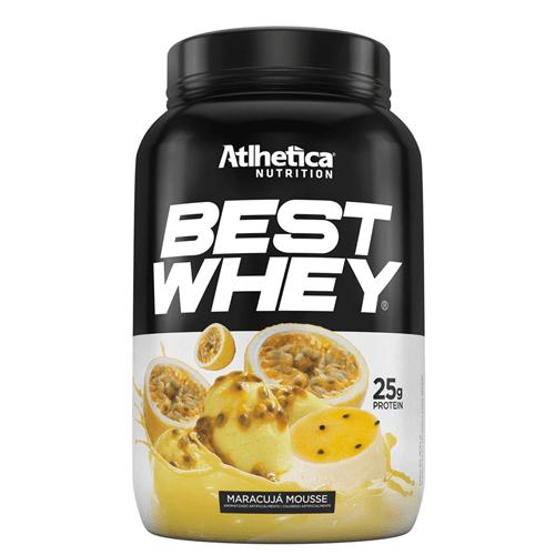 Ficha técnica e caractérísticas do produto Best Whey - Sabor Maracujá - Atlhetica Nutrition 900G