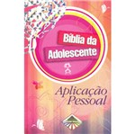 Ficha técnica e caractérísticas do produto Biblia da Adolescente - Capa Rosa - Cpad