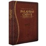 Bíblia de Estudo Palavras-chave Luxo Marrom (clássica)