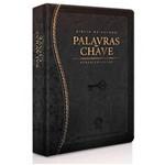 Ficha técnica e caractérísticas do produto Bíblia de Estudo, Palavras-Chave - Luxo Preta (Clássica)