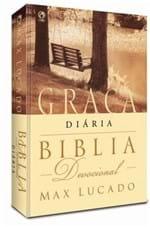 Ficha técnica e caractérísticas do produto Biblia Devocional Graça Diaria