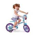 """Ficha técnica e caractérísticas do produto Bicicleta 12"""" Frozen Disney - Bandeirante"""