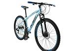 Bicicleta 29 KSW Câmbios Shimano Aro 29 Freio a Disco 24v