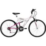 Bicicleta Adulto Aro 26 Feminina Freios V Brake Track Bikes