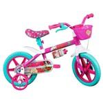 Bicicleta Aro 12 Barbie - Caloi
