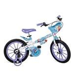 Ficha técnica e caractérísticas do produto Bicicleta Aro 16 Bandeirante Disney Frozen