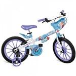 Ficha técnica e caractérísticas do produto Bicicleta Aro 16 Frozen Disney Bandeirantes