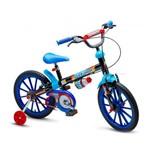 Bicicleta Aro 16 Tech Boys - Nathor