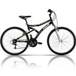 Ficha técnica e caractérísticas do produto Bicicleta Aro 26 C/ 21 Marchas Andes - Caloi