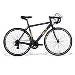 Ficha técnica e caractérísticas do produto Bicicleta Aro 26 Caloi 10 Alumínio com 14 Marchas - Preto Fosco