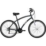 Bicicleta Aro 700 Masculino 21 Marchas - Grafite - Caloi