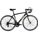 Bicicleta Caloi 10 Aro 700 14 Marchas -Preto