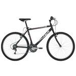 Ficha técnica e caractérísticas do produto Bicicleta Caloi Aluminum Aro 26 Alumínio com 21 Marchas - Preta