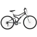Ficha técnica e caractérísticas do produto Bicicleta Caloi Andes Aro 26 C/ 21 Marchas Preto Fosco