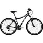 Ficha técnica e caractérísticas do produto Bicicleta Caloi Aro 29 Preta