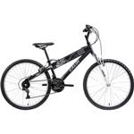 Bicicleta Caloi Star Wars Aro 26 21 Marchas MTB - Preto