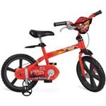 Ficha técnica e caractérísticas do produto Bicicleta Cars Aro 14 Bandeirante