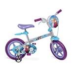 Ficha técnica e caractérísticas do produto Bicicleta Frozen Aro 12 Bandeirante