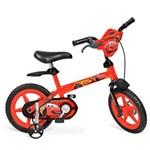 Ficha técnica e caractérísticas do produto Bicicleta Infantil - Aro 12 - Disney Cars - Bandeirante