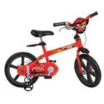 Ficha técnica e caractérísticas do produto Bicicleta Infantil Aro 14 Cars Disney Bandeirante