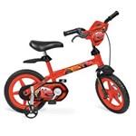Ficha técnica e caractérísticas do produto Bicicleta Infantil Bandeirante Cars Disney Aro 12