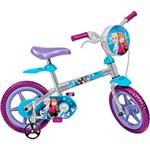 Ficha técnica e caractérísticas do produto Bicicleta Infantil Disney Frozen Aro 12 - Brinquedos Bandeirante