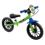Ficha técnica e caractérísticas do produto Bicicleta Infantil Menino Sem Pedal Aro 12 Balance Bike