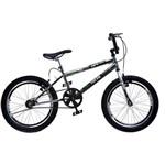 Bicicleta Mountain Colli Cross Cromada Free Ride Aro 20 Sem Marcha - Cromada