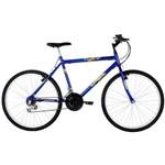 Bicicleta Track & Bikes Viper Aro 26 18 Marchas - Azul