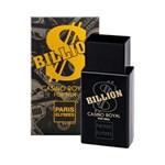 Ficha técnica e caractérísticas do produto Billion Casino Royal Paris Elysees - Perfume Masculino - 100ml