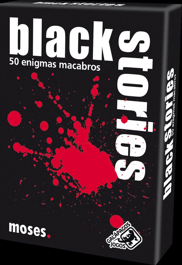 Ficha técnica e caractérísticas do produto Black Stories - Galápagos Jogos