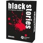 Ficha técnica e caractérísticas do produto Black Stories - 50 Enigmas Macabros