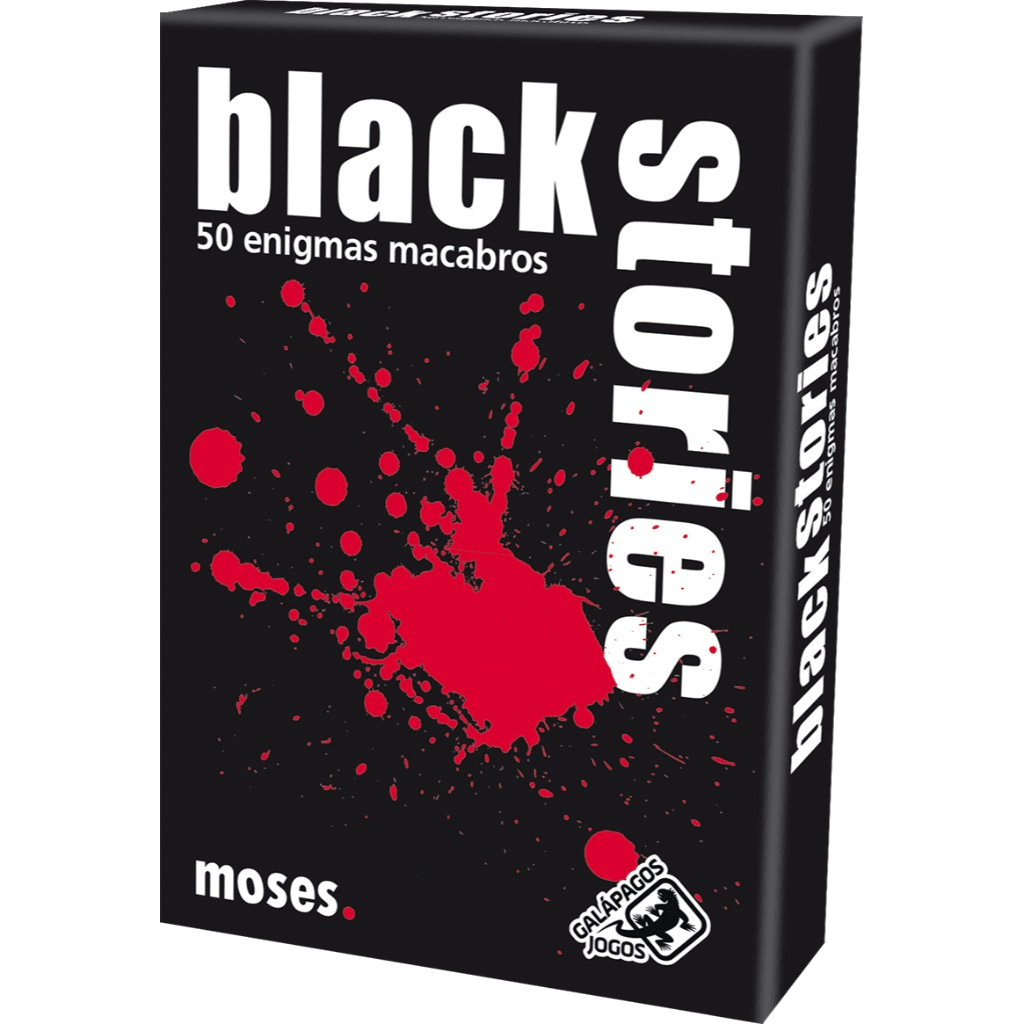 Ficha técnica e caractérísticas do produto Black Stories